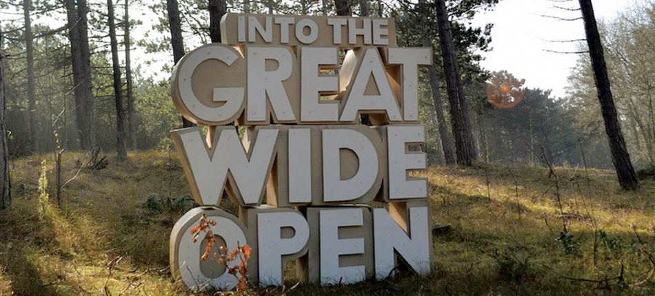 Great Wide Open Festival (2014-2015-2016)